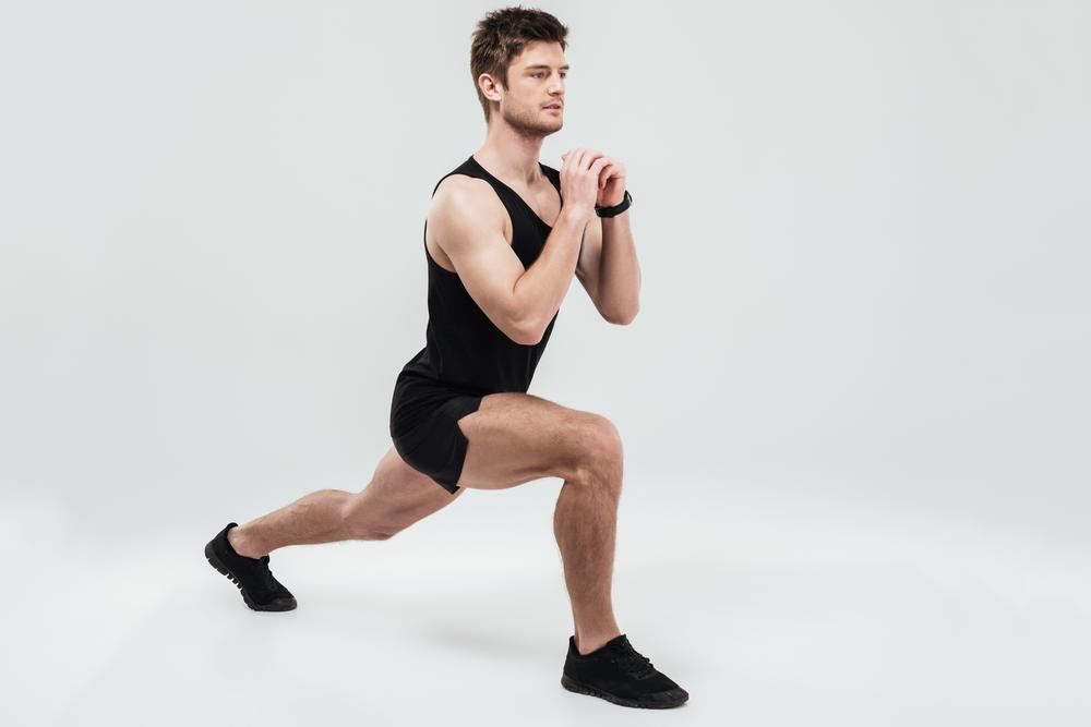 スプリットスクワットはダイエット効果や姿勢も改善も期待できる!!