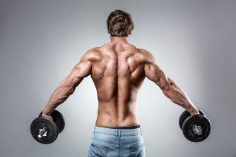 背筋をダンベルで鍛える!背筋トレーニング3選「本格的なトレーニングが自宅でも可能!」