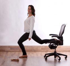 椅子を使った背筋トレーニングまとめ!オフィスで筋トレしよう!!