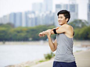 胸筋を作る腕立て伏せに効果的なストレッチとは?家で可能なストレッチを紹介!