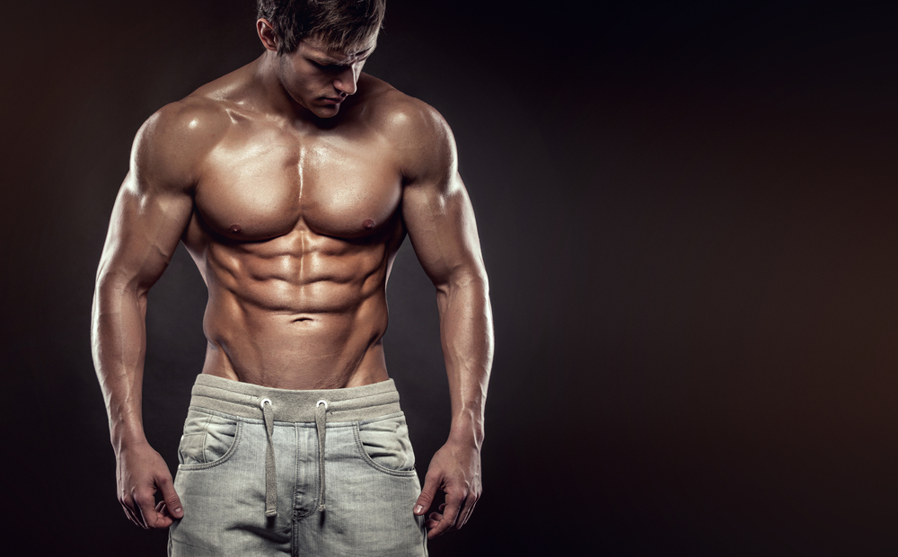 腹斜筋を鍛えるメリットと効果とは?モテる男には腹斜筋が必要です!