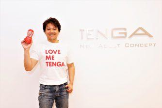 ついにTENGA社長降臨!社長が選ぶマイ・ベストTENGA5も発表【前編】