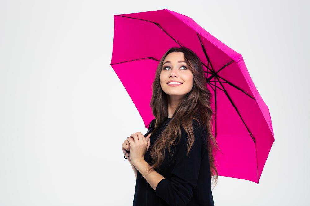 花火に日傘はいる?おすすめは晴雨兼用だった!