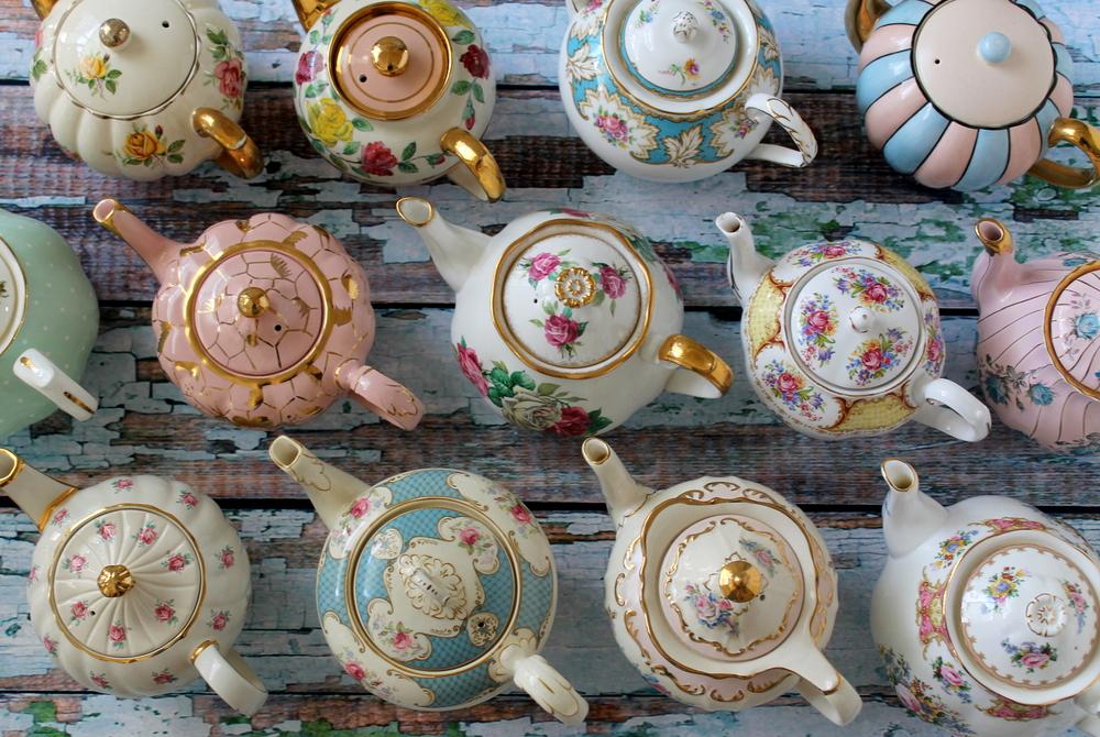 紅茶をおいしく飲むにはティーポットが大事!選び方とおすすめティーポットを紹介