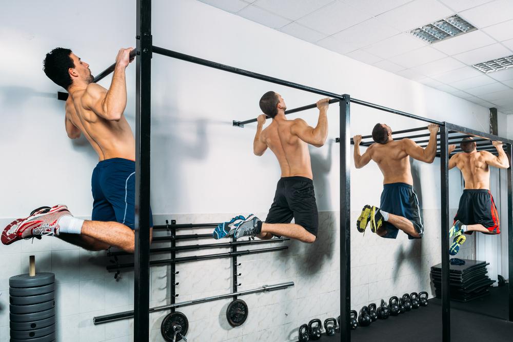 懸垂ができない人のほとんどが当てはまる原因とは?ほぼ100%できるようになる攻略法を紹介!