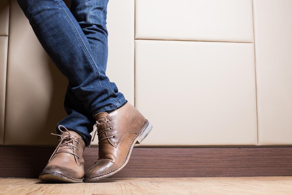 足元からおしゃれに!メンズ靴の種類とおすすめコーディネート解説!