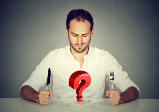 メンズダイエットの疑問に答えます。食事制限だけで本当に痩せるの?