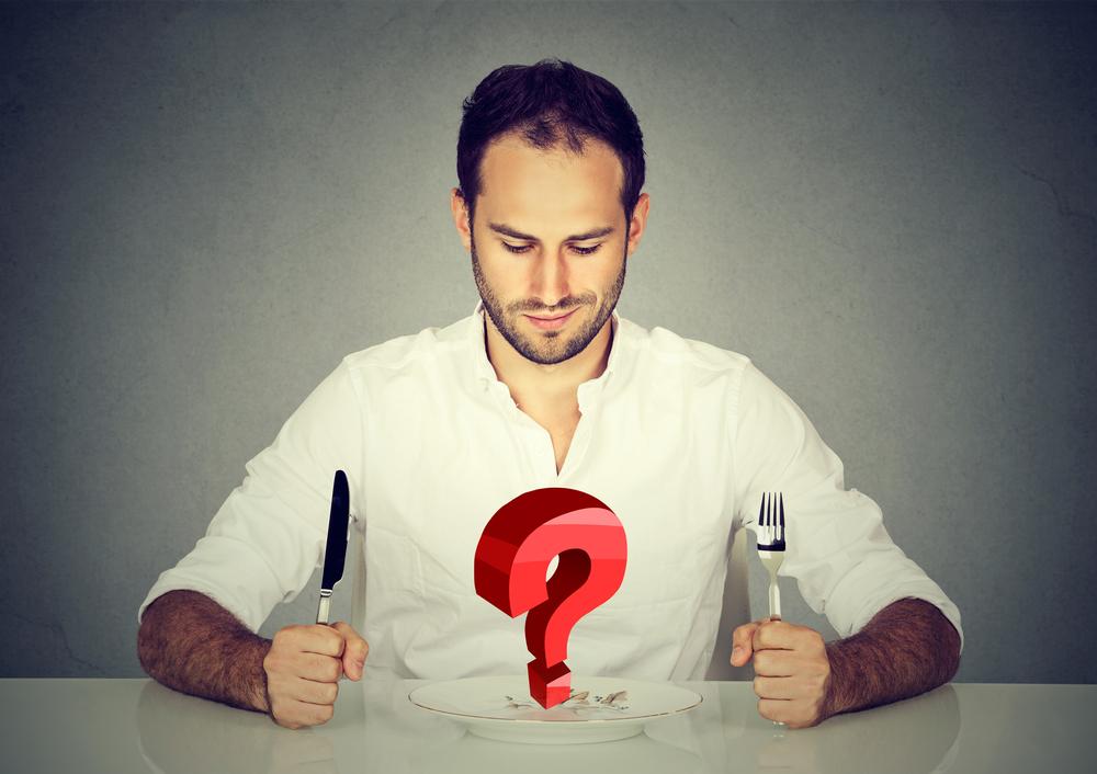 食事制限だけで本当に痩せるの?メンズダイエットの疑問全てに答えます