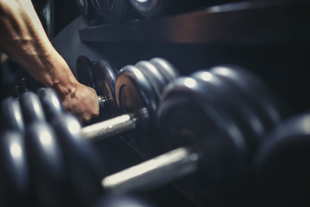 ダンベルの重さ選びは超簡単!ダンベルトレーニング初心者でもわかる設定のコツ!