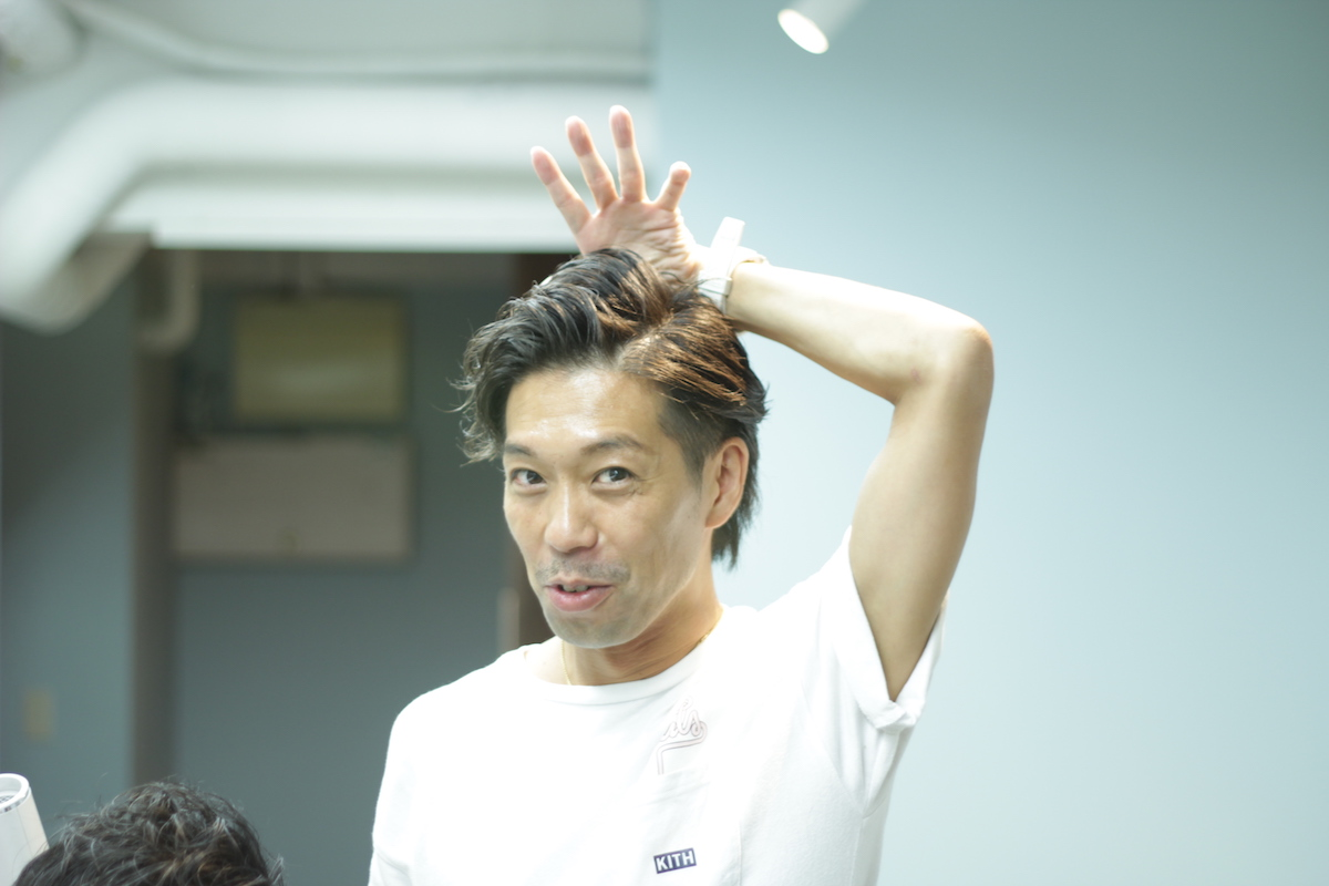 モテたいなら、髪を盛るのは必須です!