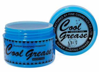 クールグリースを使って色気のあるヘアスタイルに!種類や使い方を紹介します!