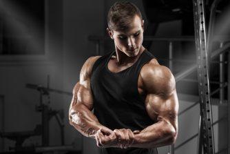 ◇ 腕と肩のダンベルの筋トレ種目&方法