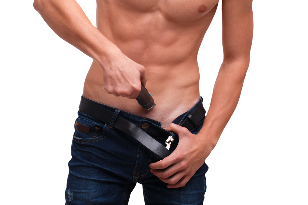 意外と女性はOK?陰毛を処理する男性4つのメリット