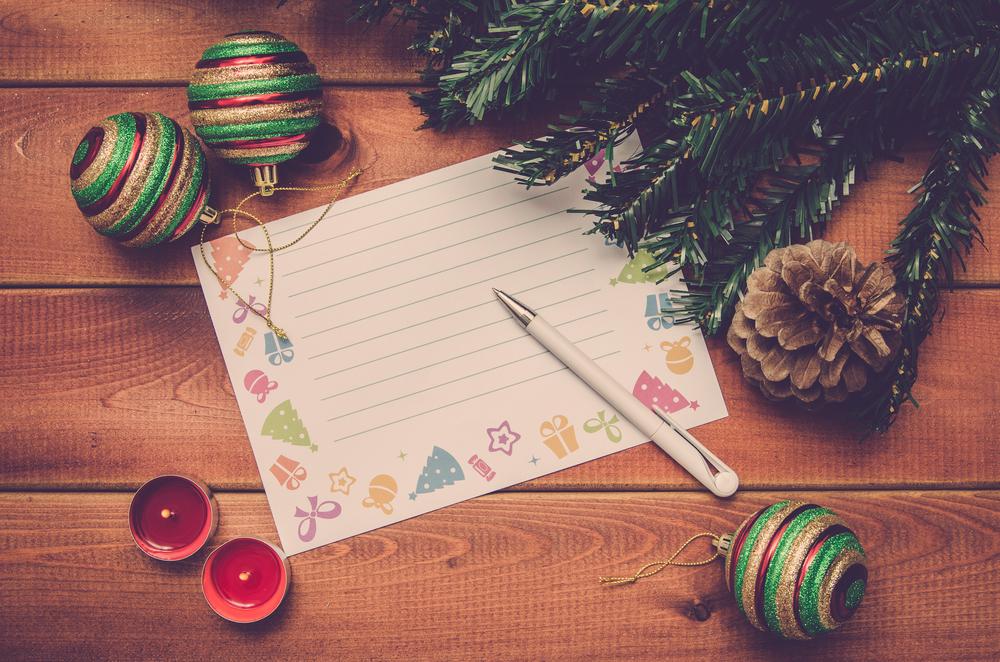 クリスマスだからこそ手紙に想いを…。彼氏彼女の記憶と形に残る最高な手紙の書き方とは?
