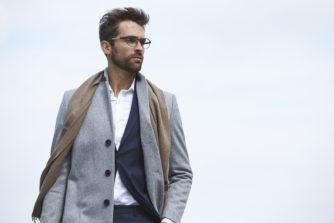 スーツのコートは男の魅力をさらにアゲる…!おすすめのビジネスコートを紹介!