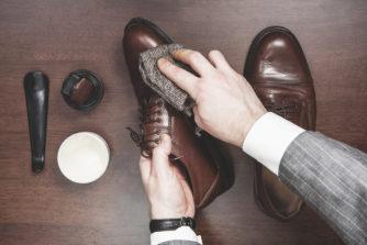 革靴の手入れや磨き方まとめ!簡単なケアで革靴が復活&長持ちします!