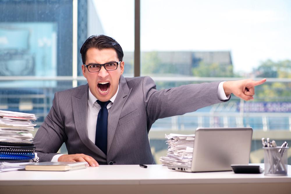 職場での暴言はパワーハラスメント!エスカレートする前にやっておくべき3つのこと