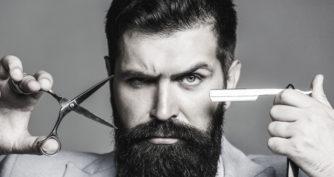 髭のデザインが男をアゲる!手入れの方法とデザインの種類を知ろう!