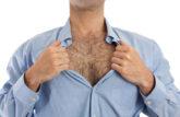 毛深い悩み…恥ずかしい場所の胸毛や背中の毛はなぜこんなにも濃い?