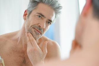 男の肌こそアンチエイジング!男の肌とスキンケアの重要性