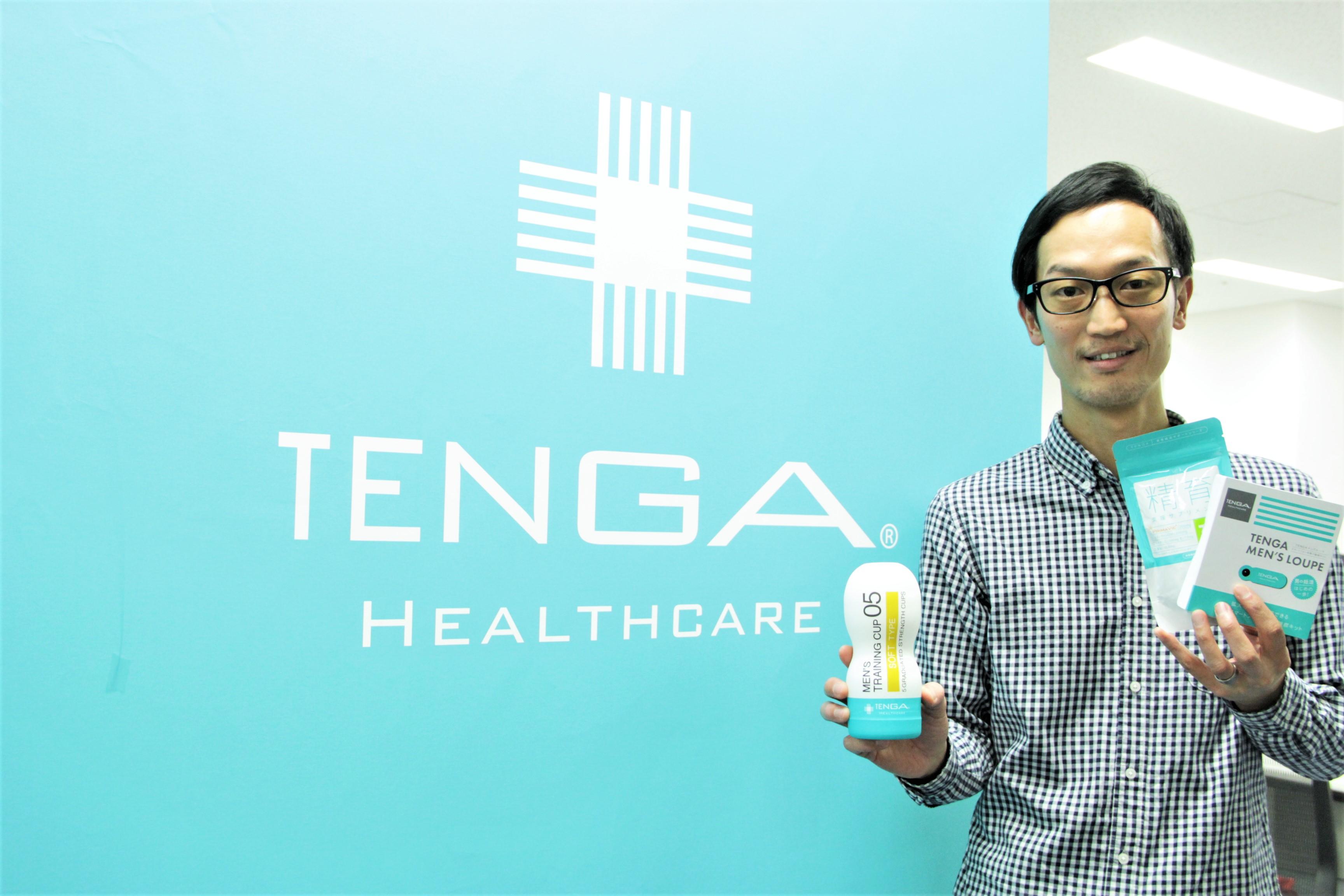 日本が誇る「オナニーの申し子」にして、TENGAヘルスケア取締役の佐藤さんにオナニーから妊活まで真面目に聞いてきた【前編】
