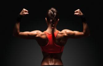 すぐ始められる筋肉女子向け筋トレメニューを公開!『霊長類最強系女子』がモテる時代が到来!