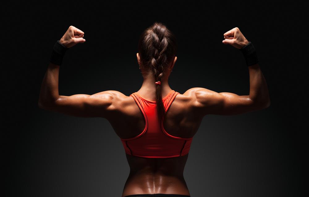 すぐ始められる筋肉女子向け筋トレメニューを公開!ヘルシーを超えたバキバキ腹筋でもモテる時代到来!?