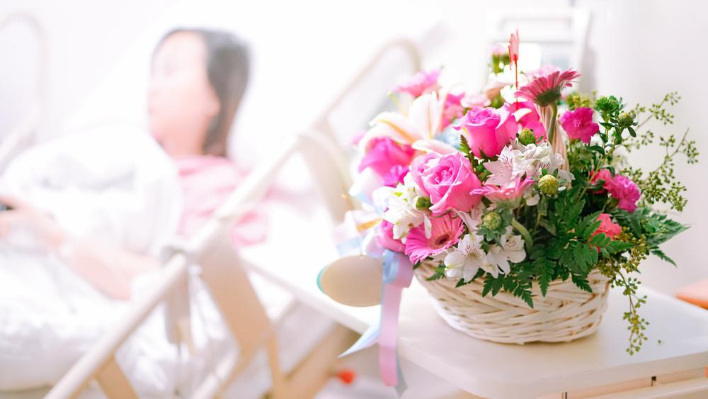【お見舞いマナー】診療科によって生花はNG!! 看護師が教える贈って良い花&駄目な花