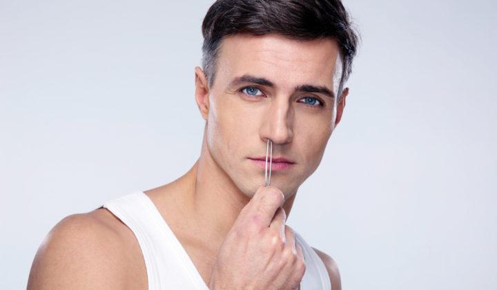 鼻毛に白髪は精神的に大ダメージ…鼻毛白髪の原因と改善方法
