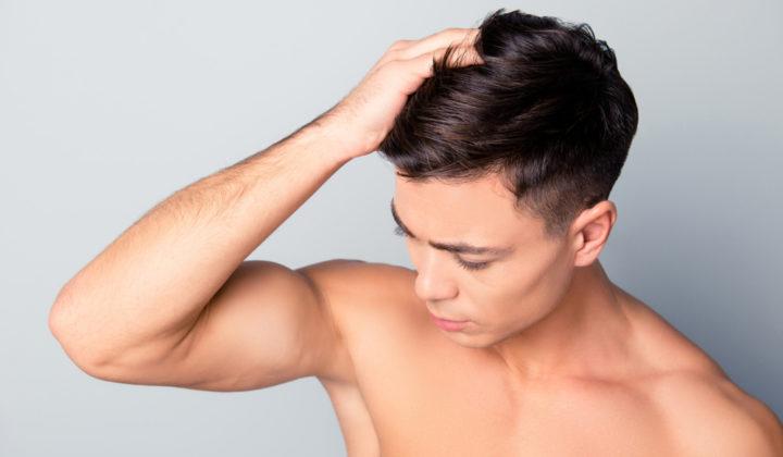 グリースの使い方やセット方法をレクチャー!「ツヤ感のある男らしく決まる髪型」